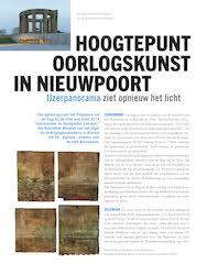 Hoogtepunt oorlogskunst in Nieuwpoort