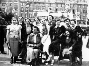Brood&Rozen 1 vrijwilligsters, Barcelona